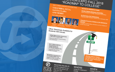 Education Expo Fall 2018: Roadmap to College