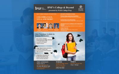 Irvine Public Schools Foundation: College and Beyond