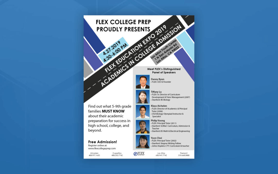 FLEX Academic Programs Education Expo 2019