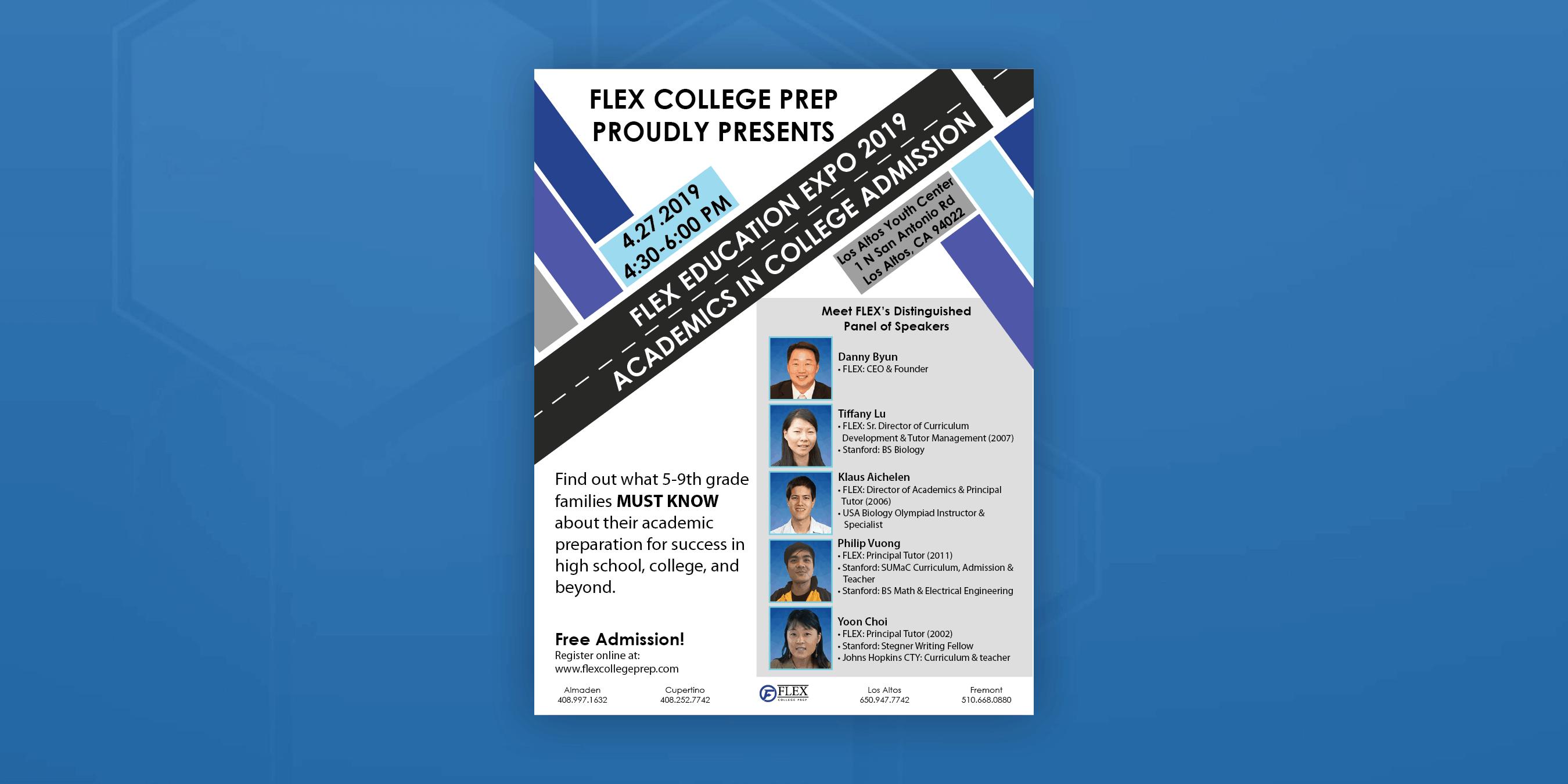 FLEX Academic Programs Education Expo 2019 | FLEX College Prep