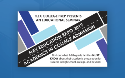 FLEX Academic Expo 2019 | Academics in College Admission